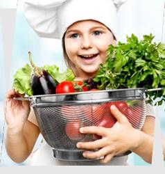 Dietetyka - diety dla dzieci i młodzieży